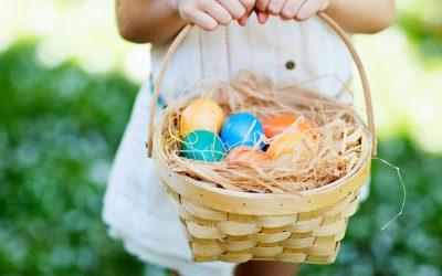 Area Easter Egg Hunts