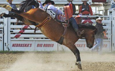 National High School Rodeo Finals Begin Friday