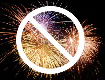 Aerial Fireworks Banned at  Emergency City Council Meeting June 29