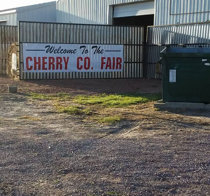 Cherry County Fair August 8-12