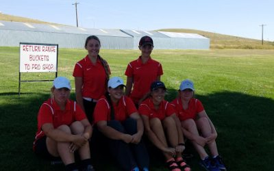 Chadron Invite Girls Golf Results