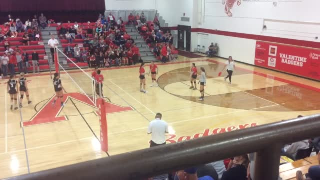 Southwest Conference Volleyball Results
