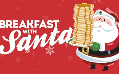 Breakfast with Santa Dec. 8th