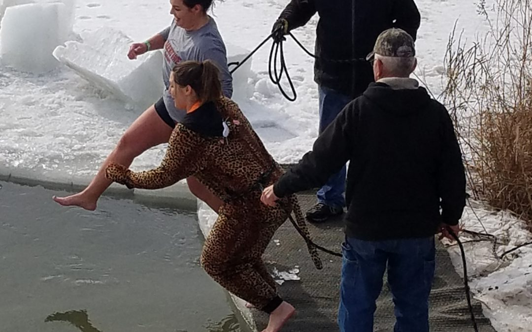 Meadville Hosts Annual Polar Bear Dip