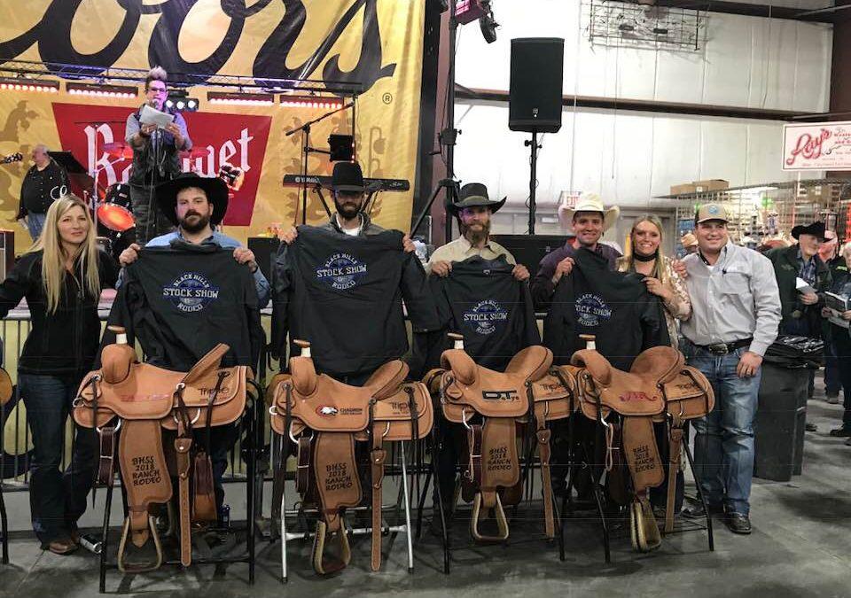 Cody Livestock Supply Team Wins BHSS Ranch Rodeo