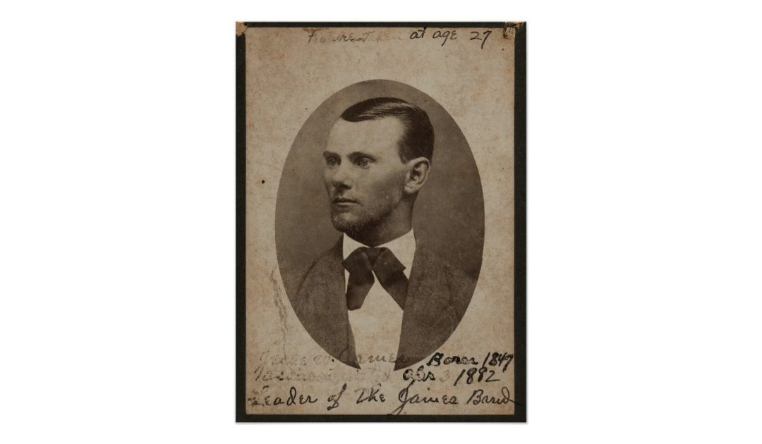 Presentation on Jesse James April 6th