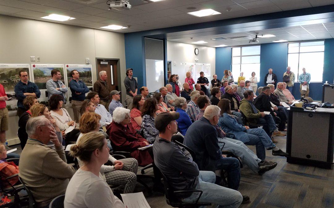 Good Attendance for final UNL presentation at Mid Plains