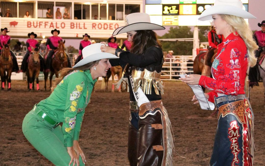 Miss Rodeo Nebraska 2019