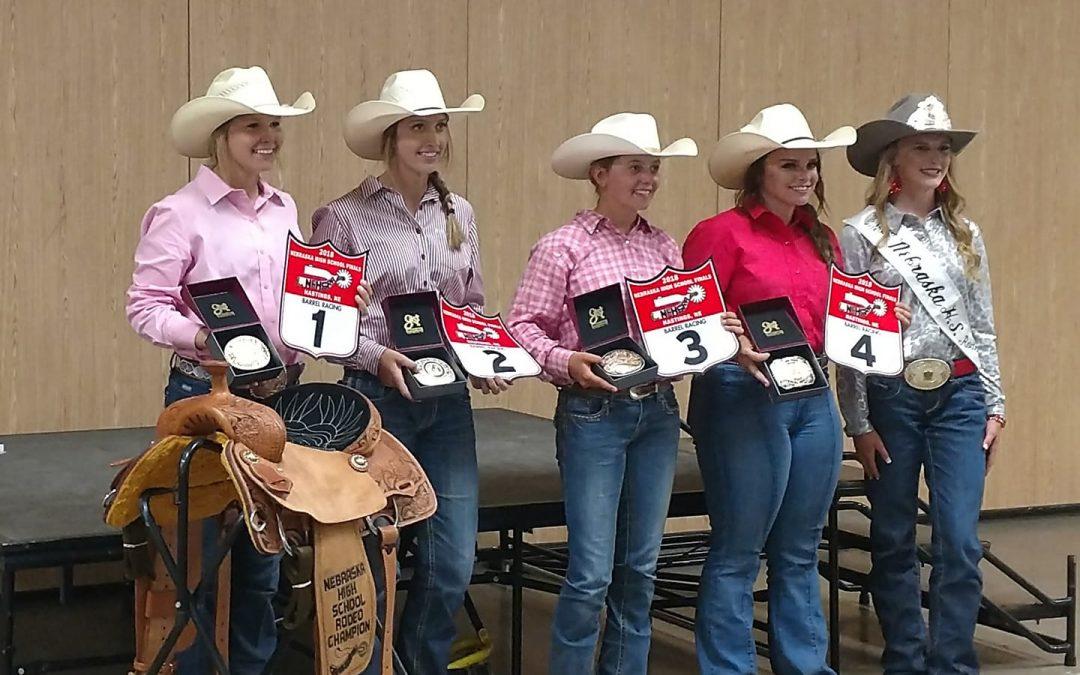 Nebraska High School Rodeo Wrap Up