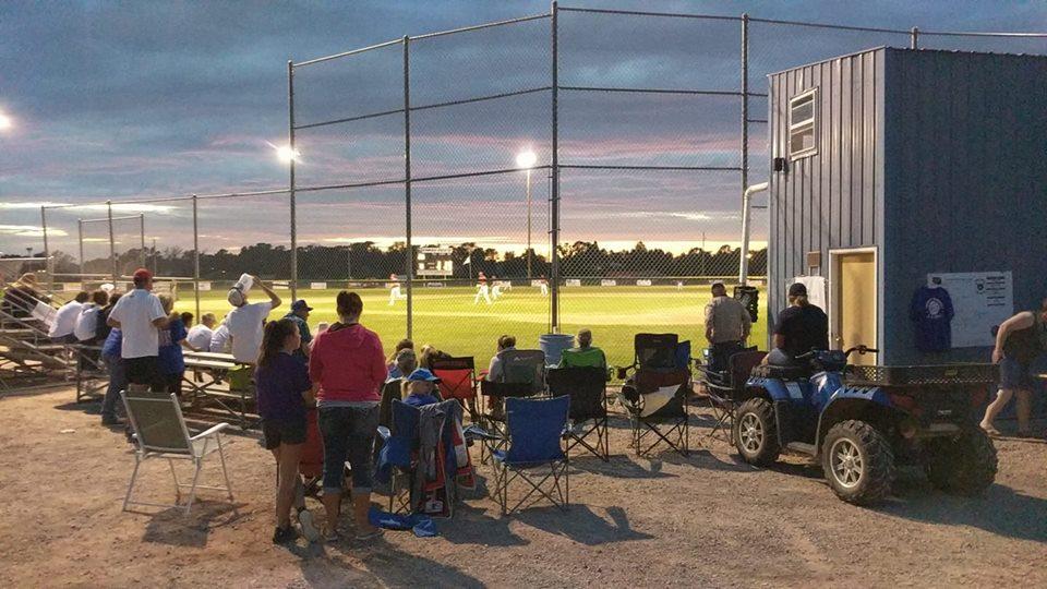 Senior Legion Baseball District Tournament