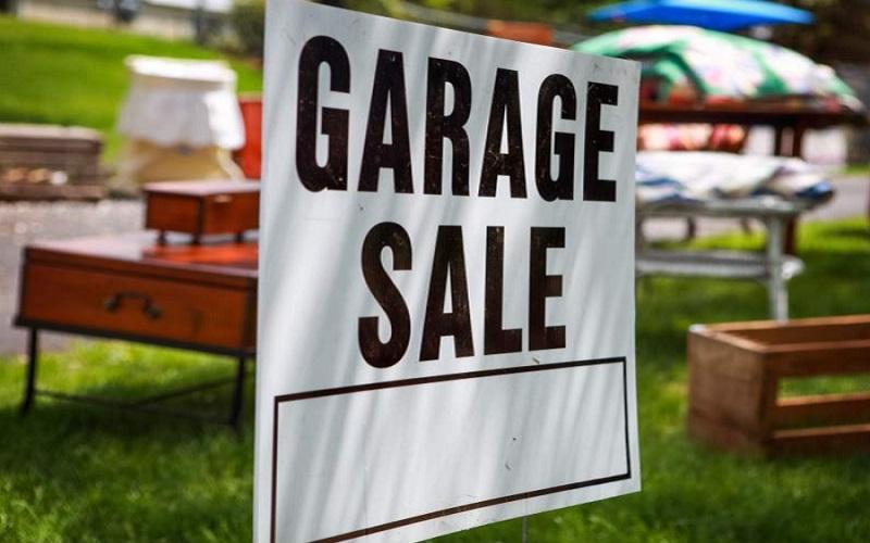 City Wide Garage Sale Saturday