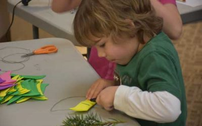 Kids' Craft Day Rescheduled