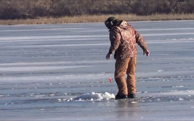 Cork Thornton Memorial Ice Fishing Tournament