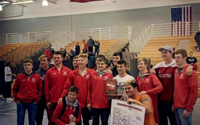 Badger Wrestlers Fight Back