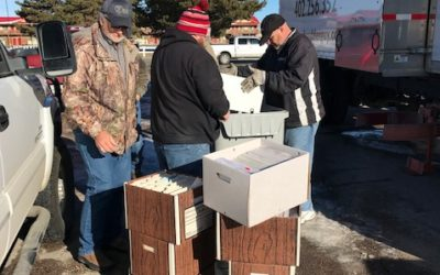 Paper Shredding Event a Success