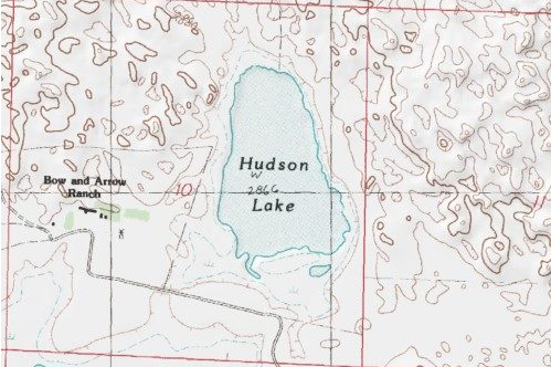 Public access to Hudson Lake closes Feb. 28