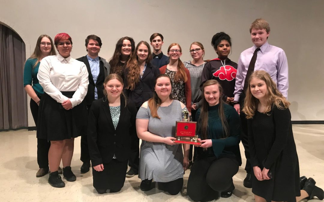 Ainsworth Speech Invite Results