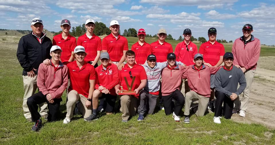 Boys Golf Wins Valentine Invite