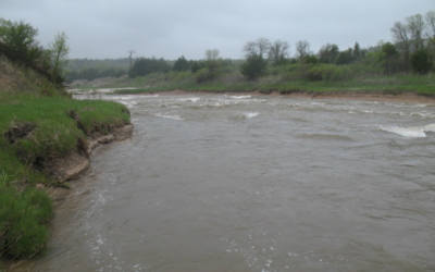 """Ever-Changing Currents Lesson Series"" at  Niobrara National Scenic River"
