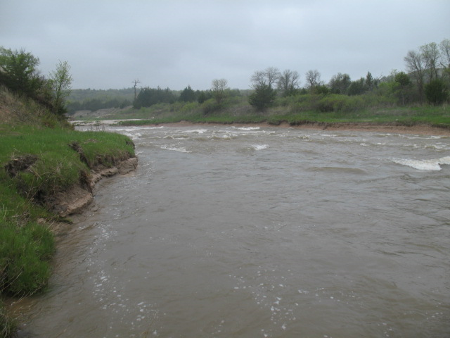 """""""Ever-Changing Currents Lesson Series"""" at  Niobrara National Scenic River"""