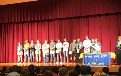 Mid Plains Community College Recognizes VHS Students