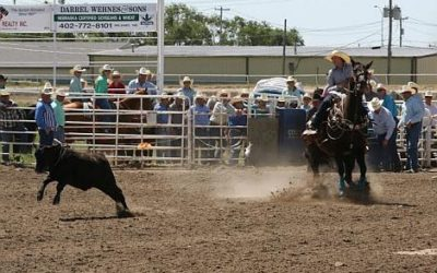 Nebraska High School Rodeo Results