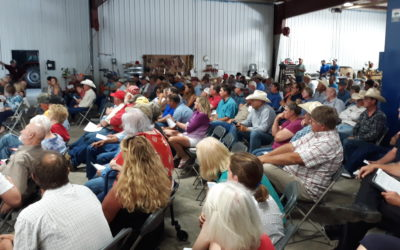 Meeting Held on Excess Water in Cherry County
