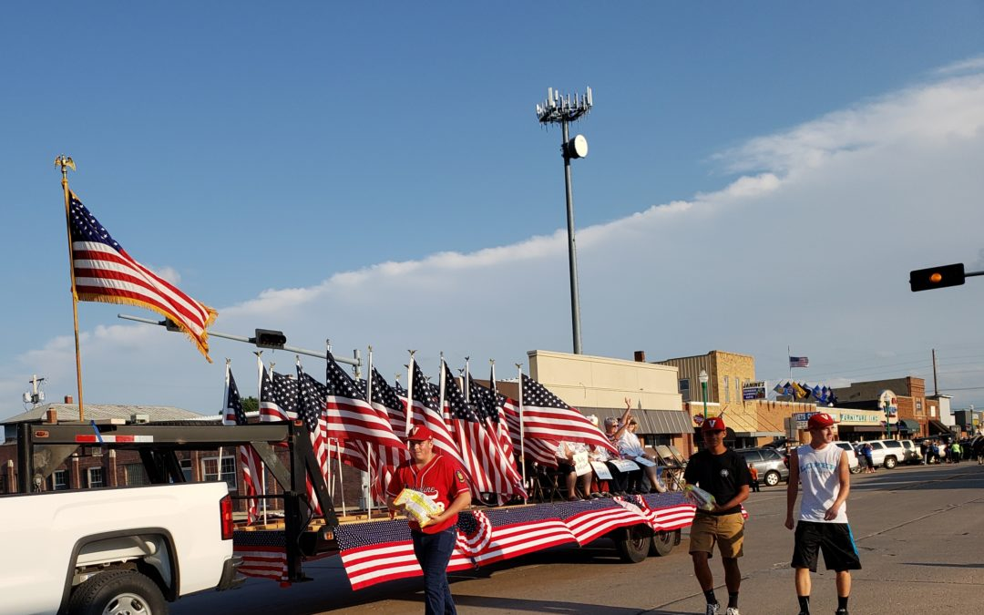 Cherry County Fair Parade Results