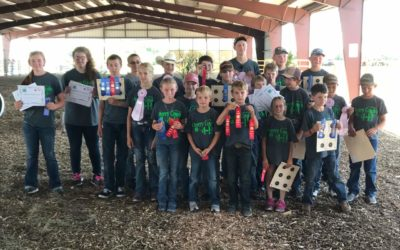 Cherry County 4-H Shooting Sports Competition Results