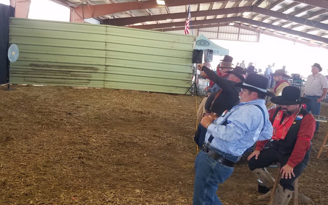 Gunfighters Gather in Heart City for Last Chance Shoot Out