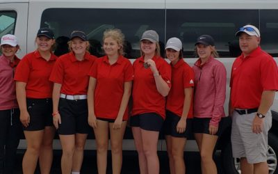 Girls Badger Golf Results