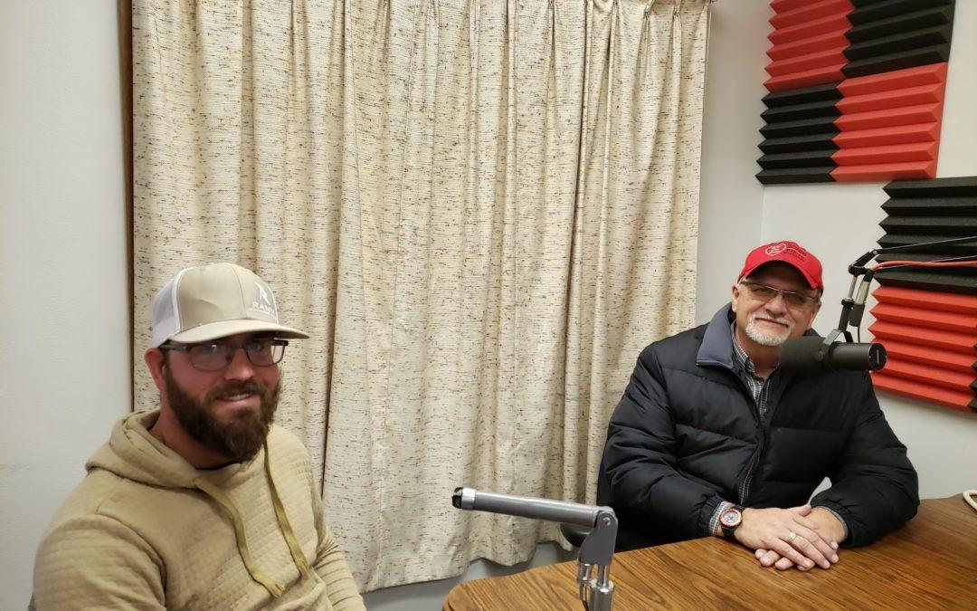 Peyton Ramm to Speak on KVSH Radio