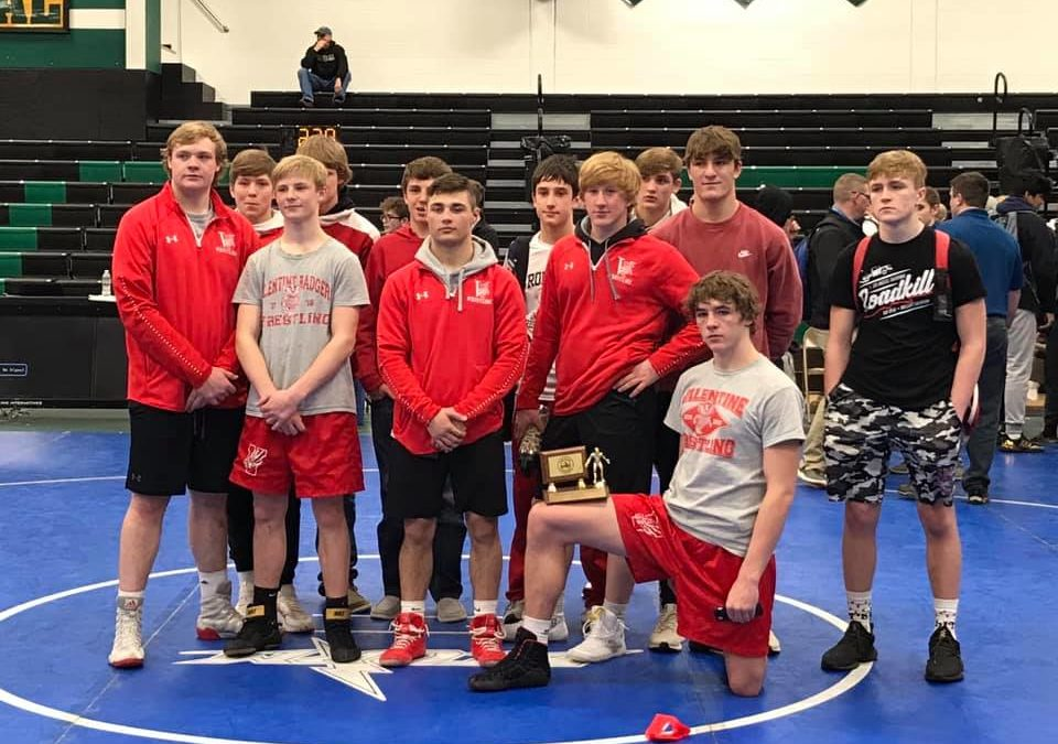 Badgers Place 3rd