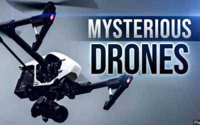 Drone Sightings Continue