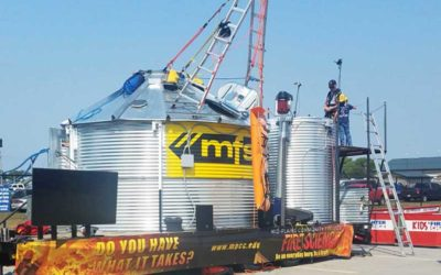 MPCC Offering Grain Bin Safety Classes