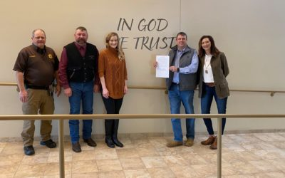 Cherry County Commissioners Support 2nd Amendment with Resolution