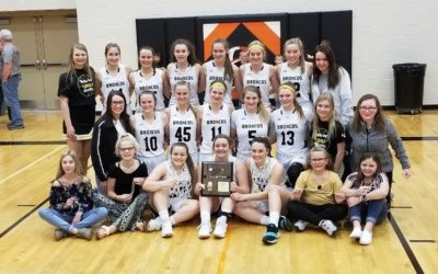 Mullen Broncos District Champions!