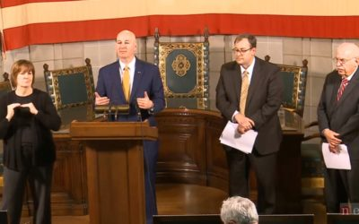 Gov. Ricketts Announces First Spending Plan for Cares Act