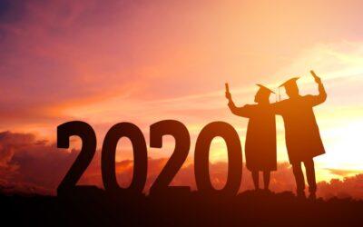 Senior Sidewalk Salute and Virtual Graduation Ceremony