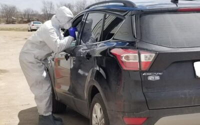 Drive Up Testing in Valentine Yields 0 COVID-19 Cases