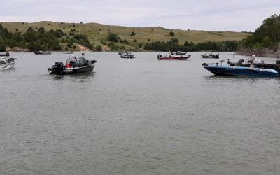 North Platte Men Win Walleye Tournament at Merritt Reservoir
