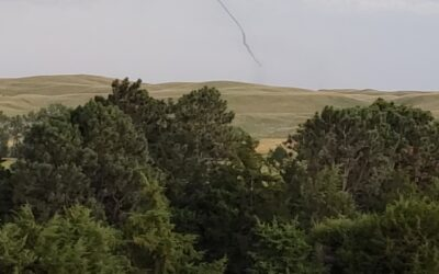 Summer Lightning Storm Causes Fires and Power Outages