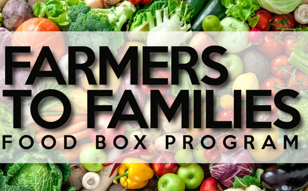 USDA Farmers to Families Food Box Program