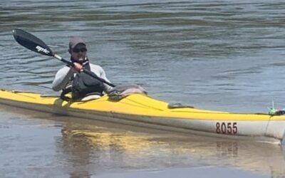 Local Completes 340 Mile River Race