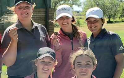 Lady Badgers Runners-Up at West Holt Invite