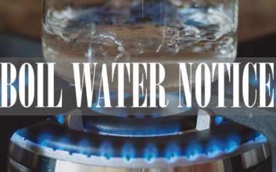 Boil Water Notice for Sicangu Mni Wiconi Water System