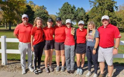 Lady Badgers Golf Places 7th at State