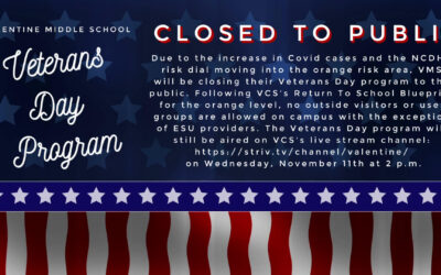 VMS Veterans Day Program Online Only
