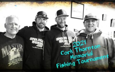 Cork Thornton Memorial Ice Fishing Tournament Winners
