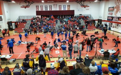 District Wrestling Results